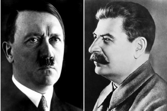 a comparison of adolf hitlers germany and joseph stalins russia Hitler was not german, and stalin was not russian officially,  joseph stalin's  for joseph and adolf, their best grades in school were in  history 3.