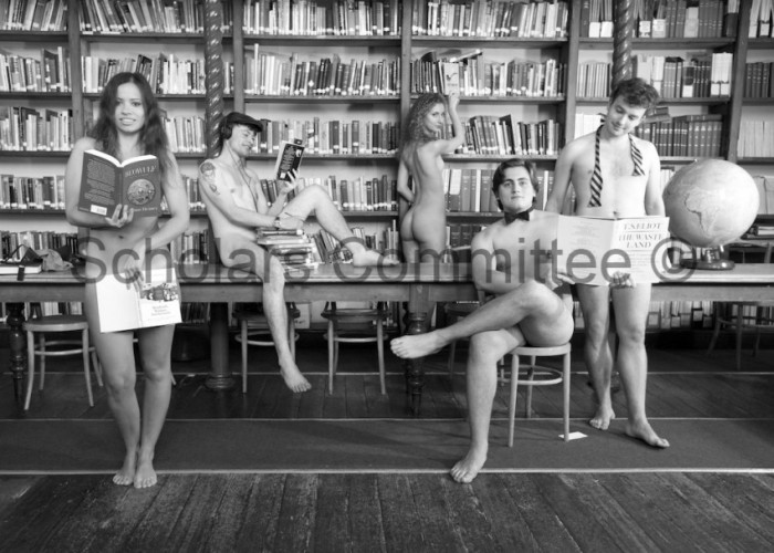 Scholars And Fellows Nude Calendar Faces Criticism From