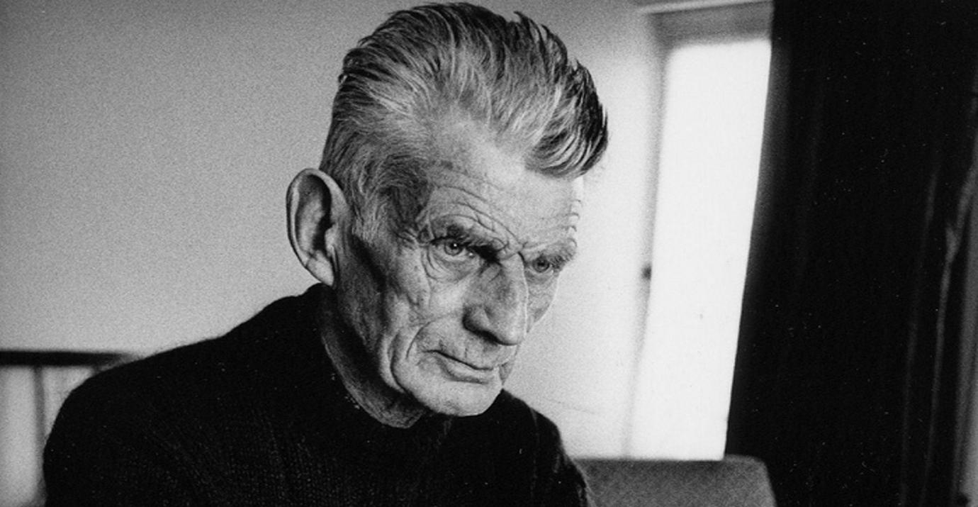 Samuel Beckett : Three Novels (2006, CD-ROM)
