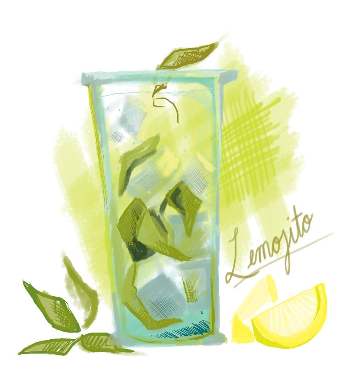 Lemonjito