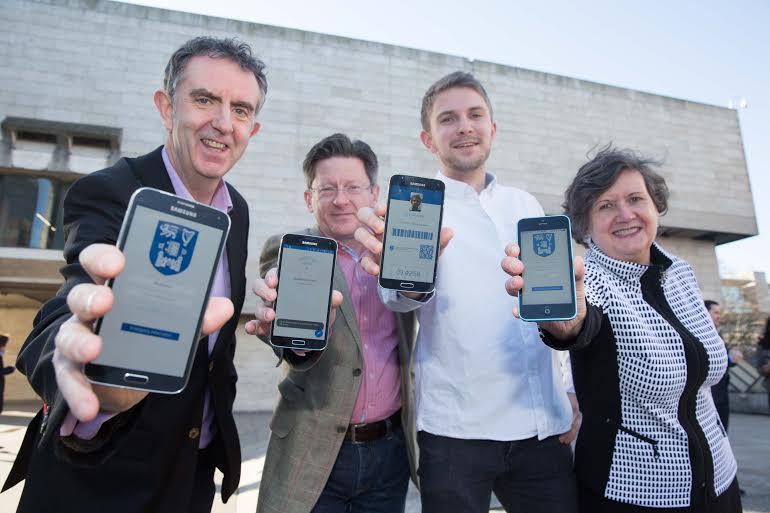 Blackstone Launchpad Programme Launched in Trinity – The