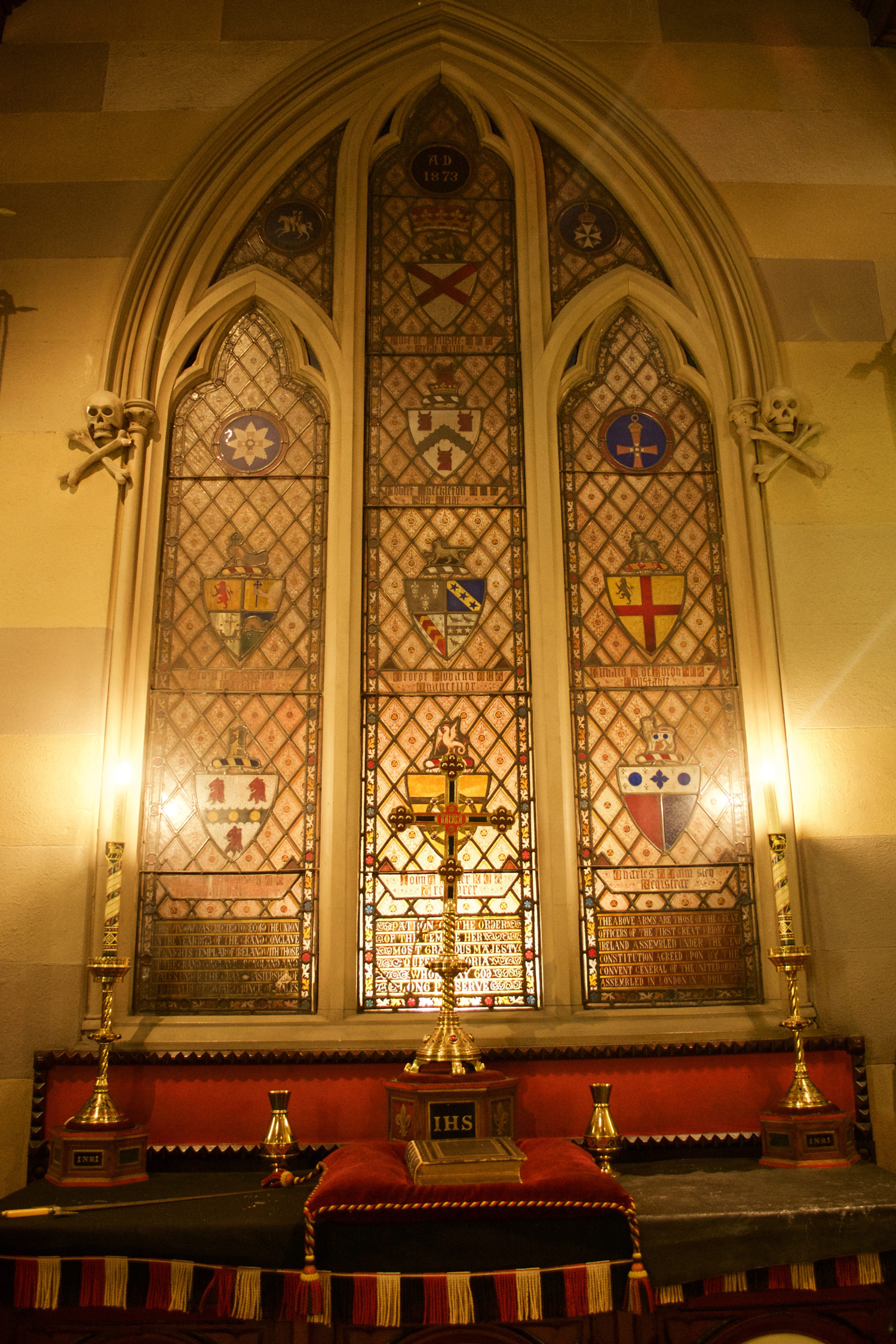 In Dublin The Headquarters Of The Irish Freemasons The University