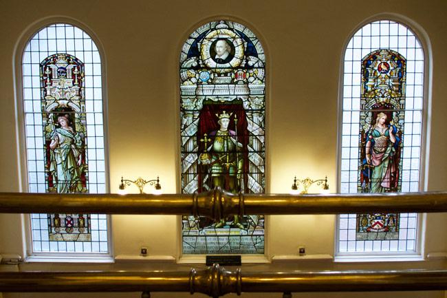 In Dublin, the Headquarters of the Irish Freemasons – The