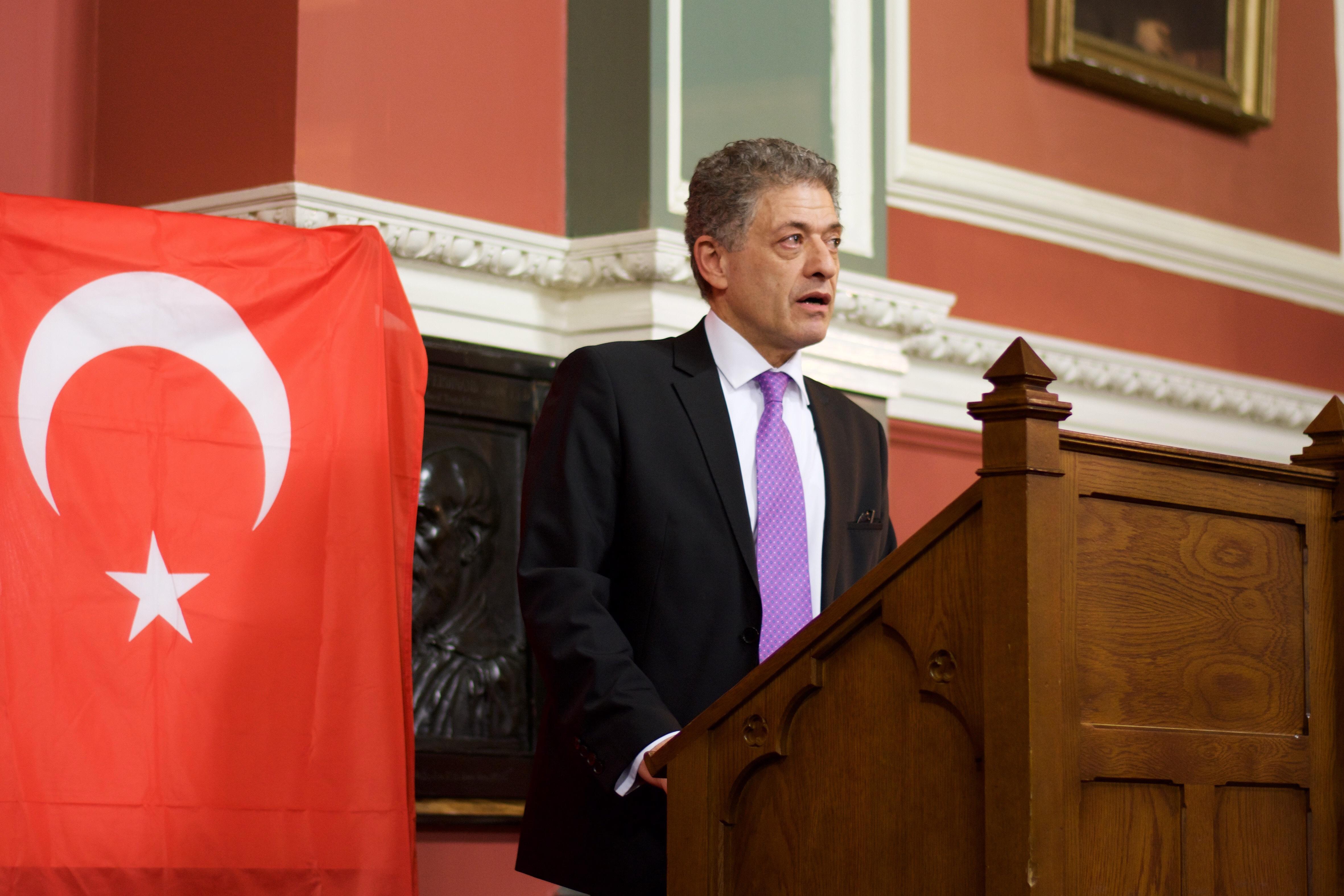 The terrorist organisation JCAG killed the Turkish ambassador's wife and brother