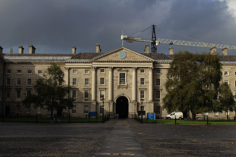 Refugees to Begin Digital Media Programme in Trinity