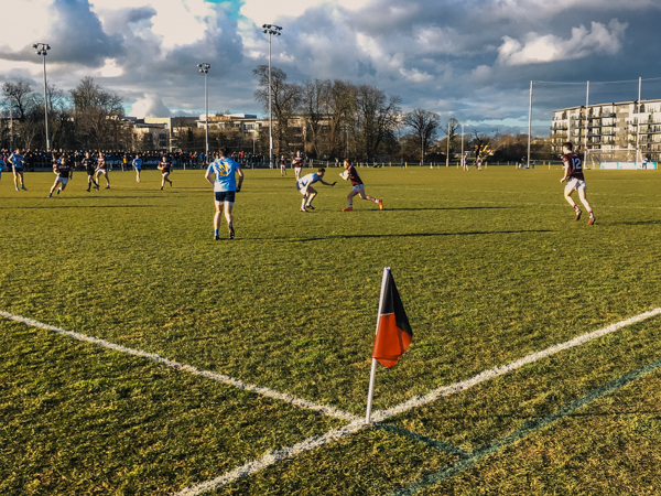 Santry Plays Host to Pulsating Sigerson Final – The