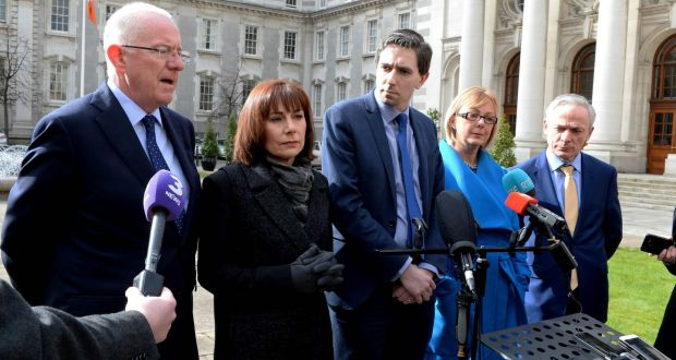 Government to reveal policy paper on abortion if 8th amendment is repealed