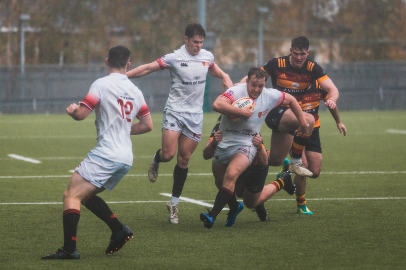 Last-Gasp Fennelly Drop Kick Helps DUFC Men to Second AIL