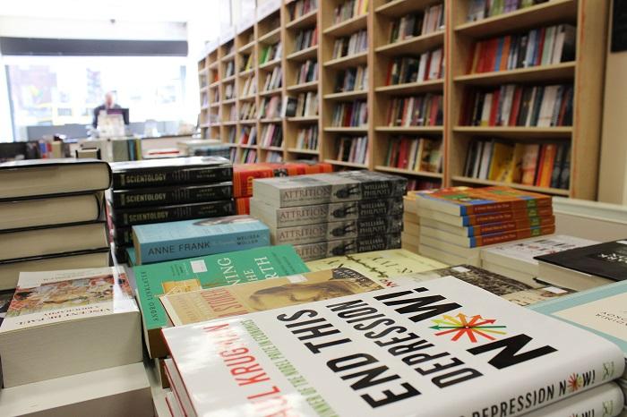 Books Upstairs3 - Benedict Shegog